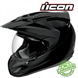 Casque ICON - VARIANT GLOSS BLACK