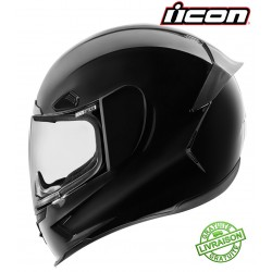 Casque ICON AIRFRAME PRO GLOSS BLACK