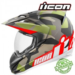 *NEW* Casque ICON - VARIANT DEPLOYED CAMO