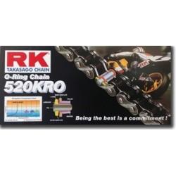 RK - 520 - O'RING RENFORCÉE / ROUTE - STUNT