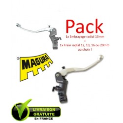 PACK Magura Emb 13mm + Frein 12mm