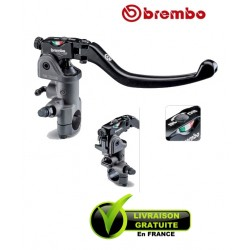 MAITRE-CYLINDRE BREMBO RADIAL PR15 RCS LEVIER COURT REPLIABLE