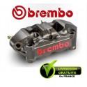 ETRIER BREMBO RADIAL MONOBLOC DROIT P4 32/36 ENTRAXE 100MM ANODISE DUR