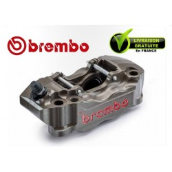 ETRIER BREMBO RADIAL SUPERMOTARD DROIT P4 34/30 ENTRAXE 108MM