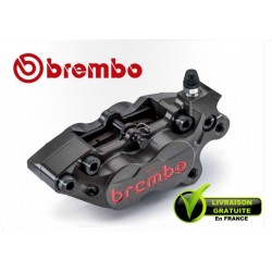 ETRIER BREMBO AXIAL 40MM P4 34/30 DROIT TAILLE MASSE