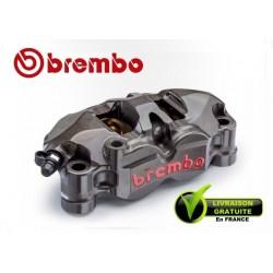 ETRIER BREMBO RADIAL MONOBLOC DROIT P4 34/38 ENTRAXE 130MM - YAMAHA 07.12