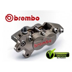 ETRIER BREMBO AXIAL SUPERBIKE GAUCHE P4 32/36 2 PARTIES ENTRAXE 40MM
