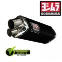 YOSHIMURA - TRI OVAL 2 - TRIUMPH 675 ST , R 08.12