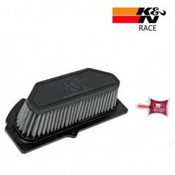 Filtre a air Racing K&N SUZUKI GSXR1000 - 09-16