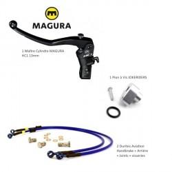 Pack Handbrake éco VIS avec Magura HC1 PR13