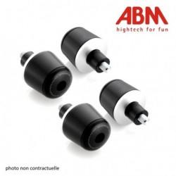 Protection Fourche & Bras Oscillant ABM DUCATI Diavel 2010 & +