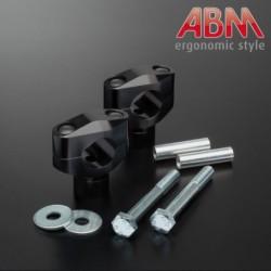 Kit Booster ABM 28,6mm YAMAHA FZ 1 Fazer ABS 2007 - 2007
