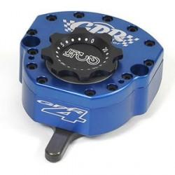 Amortisseur de direction GPR v4 - SUZUKI GSXR600 08-10 Bleu