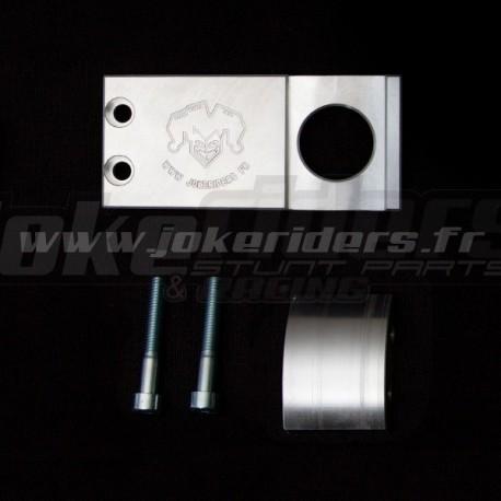 Fixateur de platine ZX6R 636 2005-2013