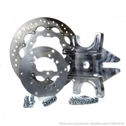 Kit handbrake Triple + 316mm NISSIN - ZX6R 636 98-04 - ZX9R 98.03