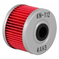 filtre à huile K&N PREMIUM FILTRE A HUILE HONDA TRX 200 SX FOURTRAX 1986-1988