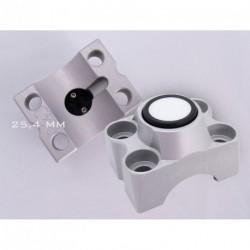 Contacteur ISR - 1 poussoir - CNC - Guidon 25,4mm