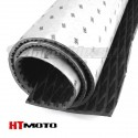 Sheet Grip 90x145cm with adhesive HTMOTO - BLACK