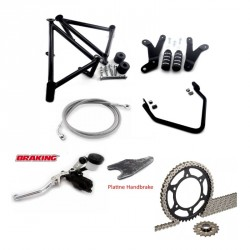 Pack Complet Stunt CBR 125 R 04-10