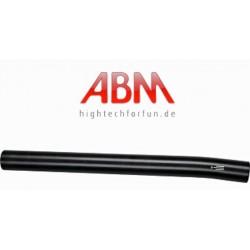 Tube de remplacement ABM - Coudé à 3° - Coté DROIT (Idem Multiclip) L:260mm