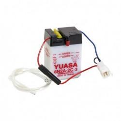 Batterie YUASA 6N2A-2C3
