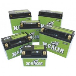 Batterie Lithium X-RACER CTZ5S(-BS), CBTX4-BS, CBTX5L-BS