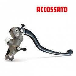 Master cylinder Brake 16mm ACCOSSATO - Forged with level repliable