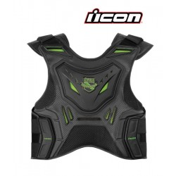 Gilet de protection ICON - STRYKER - NOIR