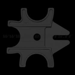 TRIPLE RADIAL V2 - Black Edition - End of Serie