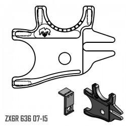 Dual Braket - ZX6R 636 07-15