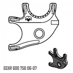 Dual Braket - GSXR 600 750 06-07