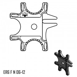 Platine Triple - ER6 F N 06-12