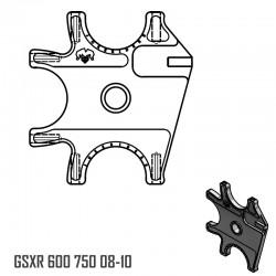 Platine Triple - GSXR 600 750 08-10