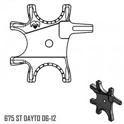 Platine Triple - 675 ST DAYTONA 06-12