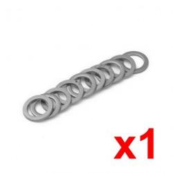 "Joint de freinage 3/8"" - Ø10mm - Alu"