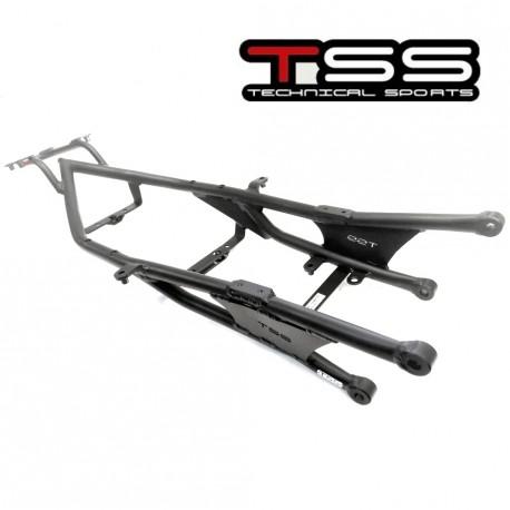 Boucle arrière Racing TSS - YAMAHA R6 08-16