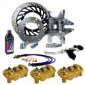 Pack Handbrake Complet Triple - HONDA - CBR 600 RR 05-06