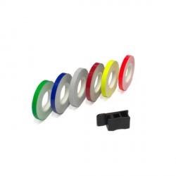 Liseré de Jantes LIGHTECH TRIBAL - 6m x 7mm - 4 coloris
