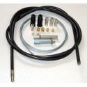 Câble gaz universel 135cm