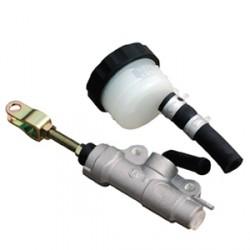 Master Cylinder - NISSIN - Rear 12mm - SILVER