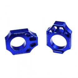 Tendeur de chaîne SCAR bleu
