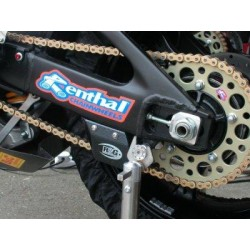 Protège couronne (dent de requin) R&G RACING ABS look carbone