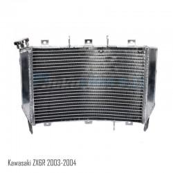 Radiateur pour ZX6R ZX636R ZX6RR - 2003-2004