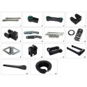 Kit de rabaissement de selle TECNIUM construction 1 Suzuki GSX-R1100