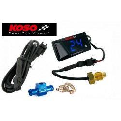 Screen Sensor Water T° KOSO + Adaptator Hose