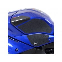 Kit grip de réservoir R&G RACING translucide (4 pièces) Yamaha YZF-R1