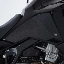 Kit grip de réservoir R&G RACING translucide (2 pièces) Honda CRF1100L Africa Twin