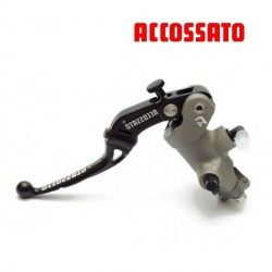 Master Cylinder ACCOSSATO Clutch 19x20 with lever repliable