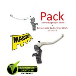 PACK Magura Emb 13mm + Frein 12mm