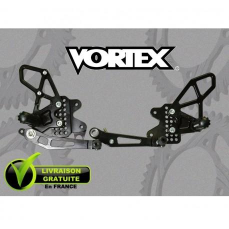 Rear Sets 100% Adjustable VORTEX